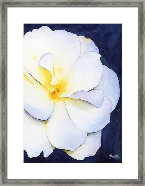 The Bloominator Framed Print