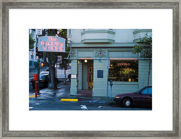 The Buena Vista Framed Print