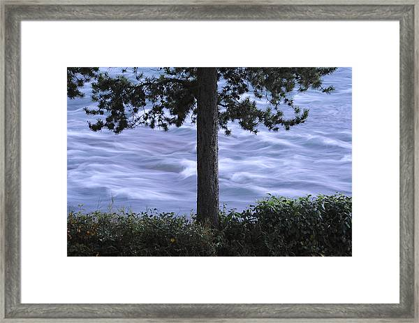 The Bulkley River Framed Print