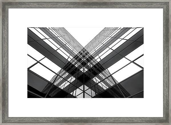 The Corner Framed Print by Gerard Jonkman