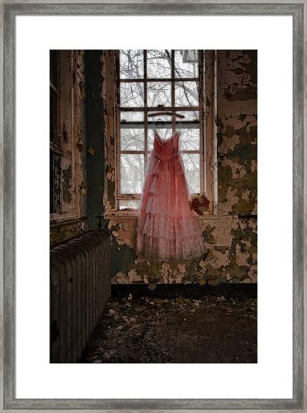 The Dress Framed Print