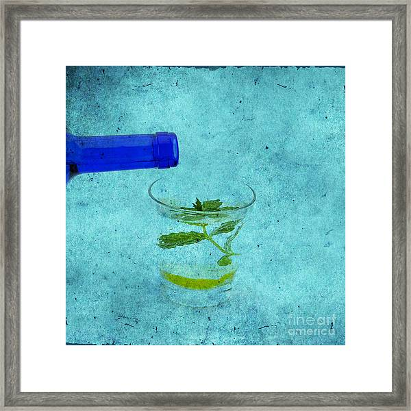 The Essence Of Life Framed Print