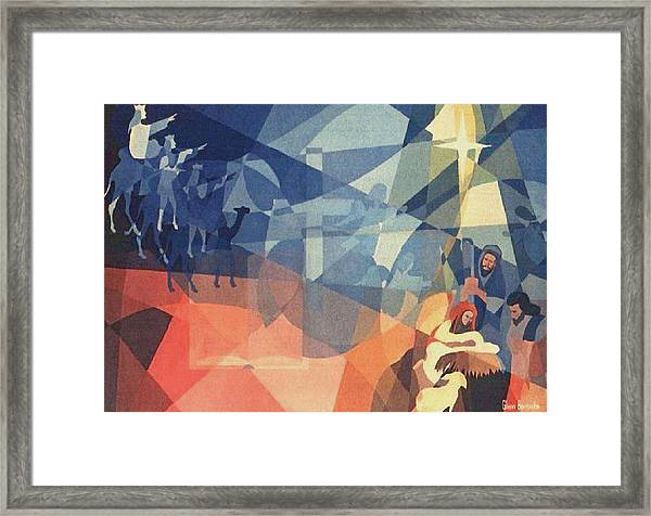The Event 1965 Framed Print