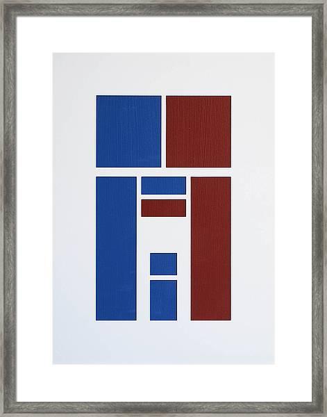 The Family 3 Framed Print