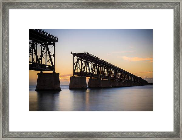 The Folly Framed Print
