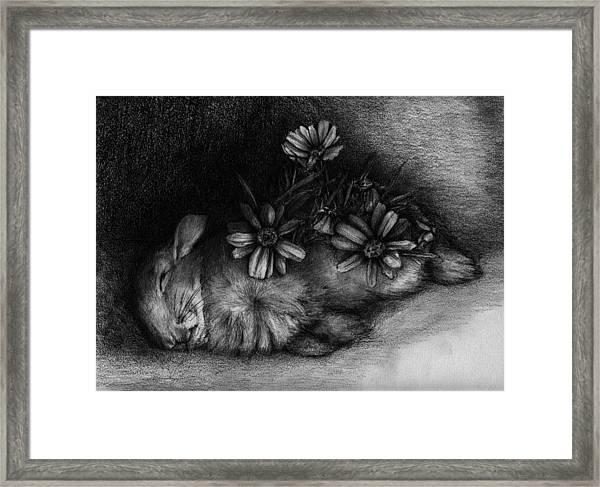 The Frailest Leaves Of Me Framed Print