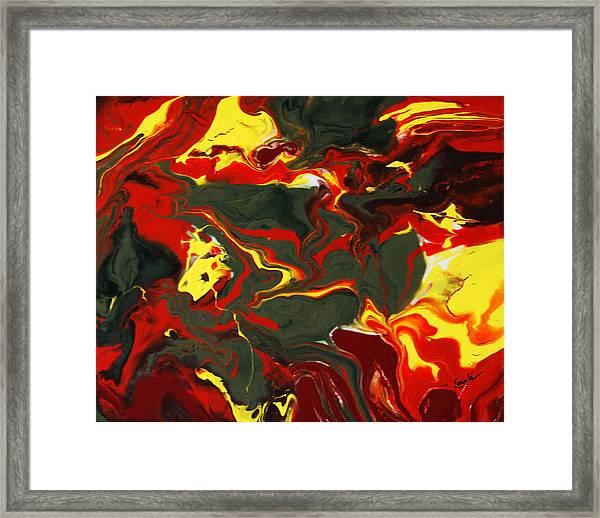 The Free Spirit 1 Framed Print