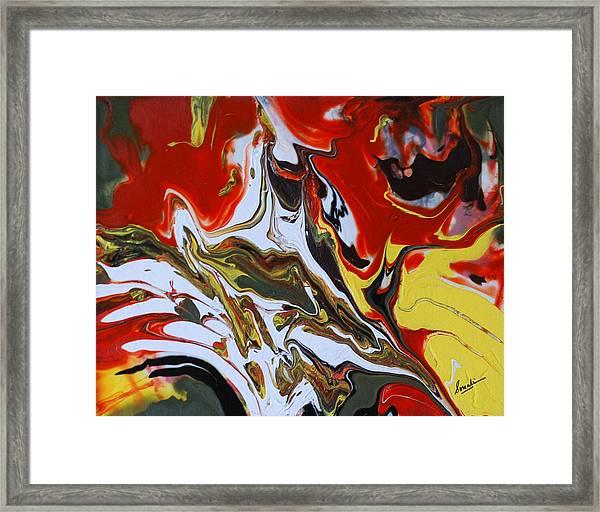 The Free Spirit 3 Framed Print