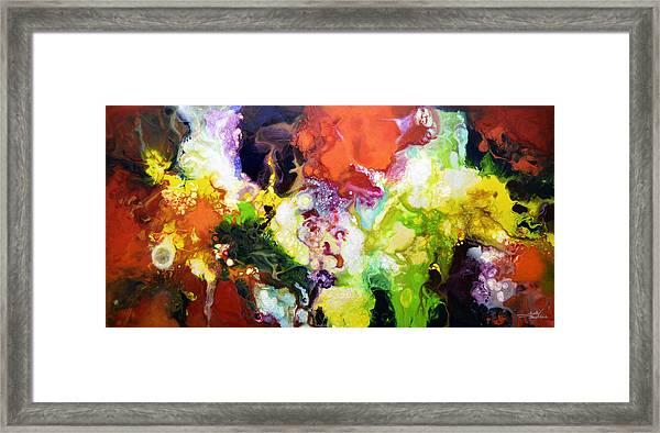 The Fullness Of Manifestation Framed Print