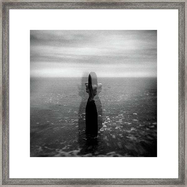 The Fusion Framed Print