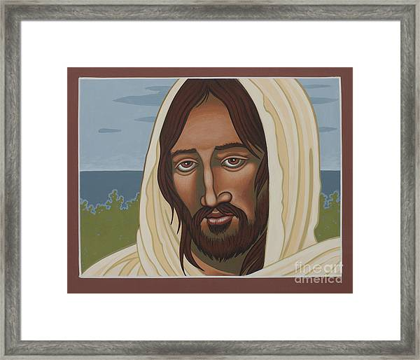 The Galilean Jesus 266 Framed Print