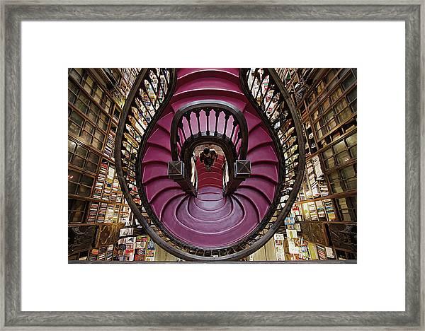 The Gate Framed Print by Filipe P Neto