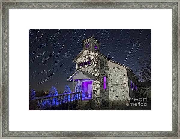 The Gathering II Framed Print by Keith Kapple