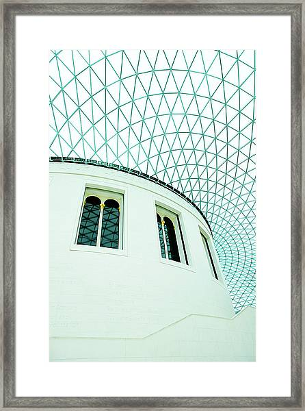 The Great Court Framed Print