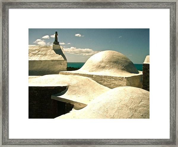 The Hermitage II Framed Print