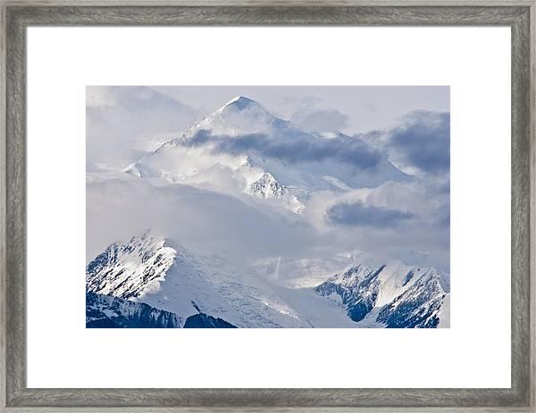 The High One Framed Print