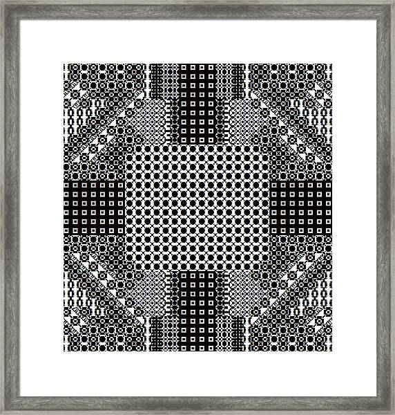 The Hive Framed Print