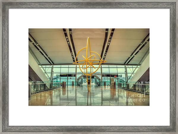 The Journey Home Framed Print