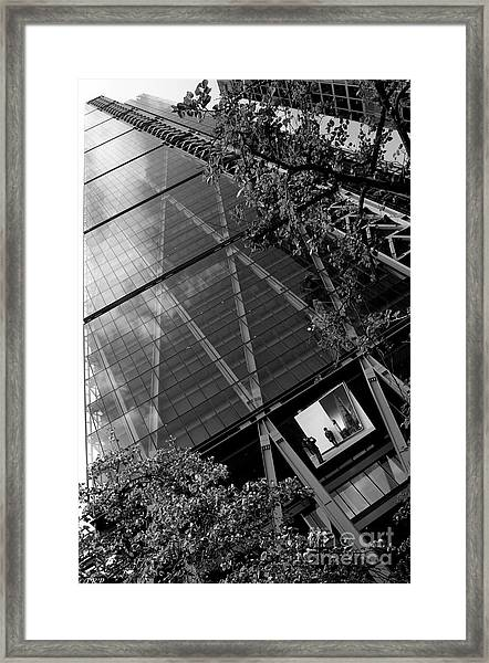 The Leadenhall Building Framed Print by Size X