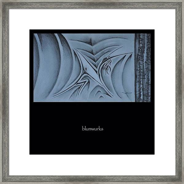 The Lift Framed Print