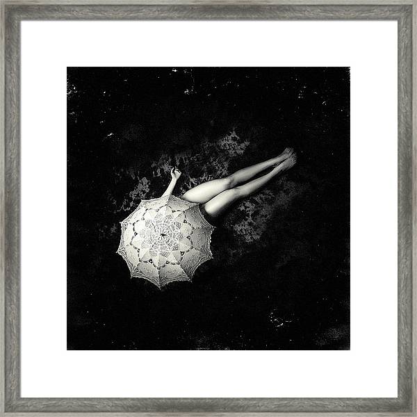 The Lightbath Framed Print