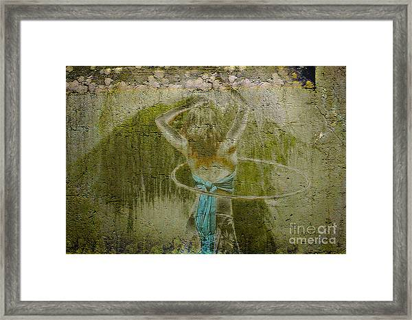The Lost Continent  Framed Print by Steven Digman