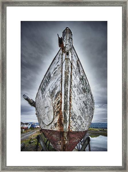 The Lost Fleet Altair 4 Framed Print