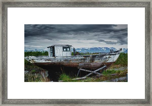 The Lost Fleet Altair 5 Framed Print