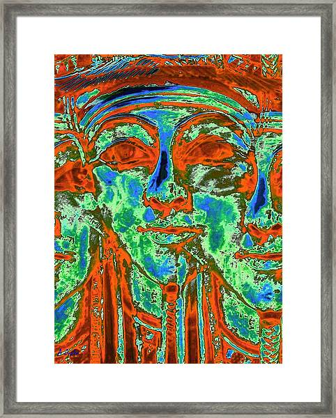 The Lost Kings Framed Print