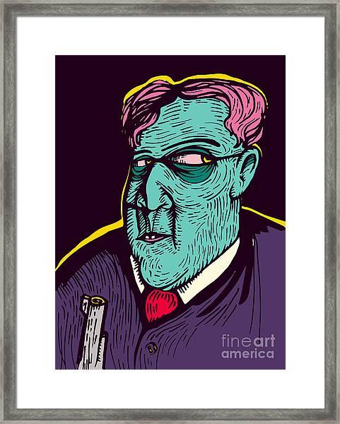 The Mafia Framed Print