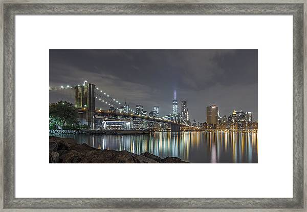 The Main Attraction  Framed Print