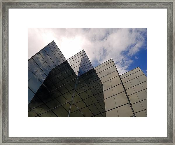 The Metropolitan View Framed Print