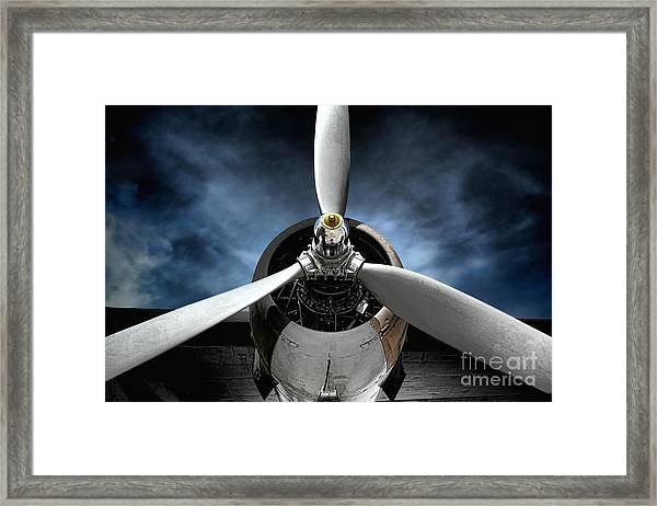 The Mission Framed Print