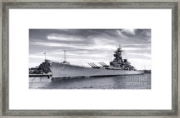 The New Jersey Framed Print
