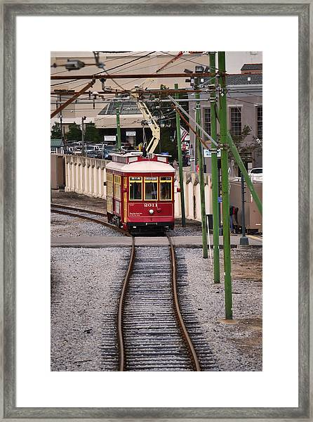The New Orleans 2011 Framed Print