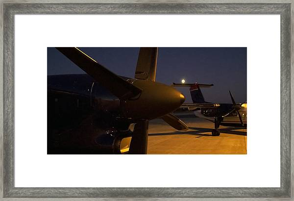 The Night II Framed Print