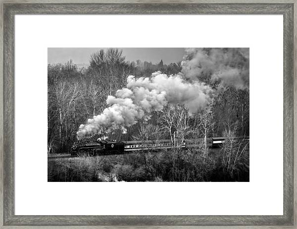 The Old 700 Framed Print