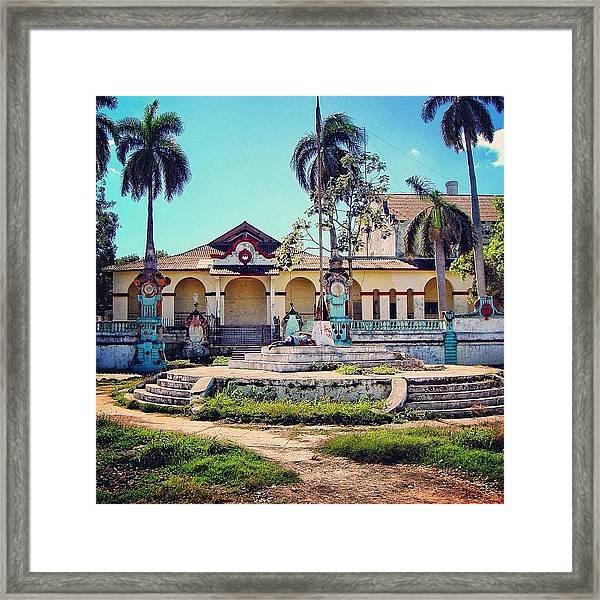 The Old Factory - Havana Framed Print