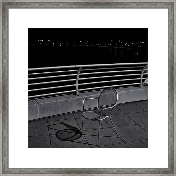 The Outcast Framed Print