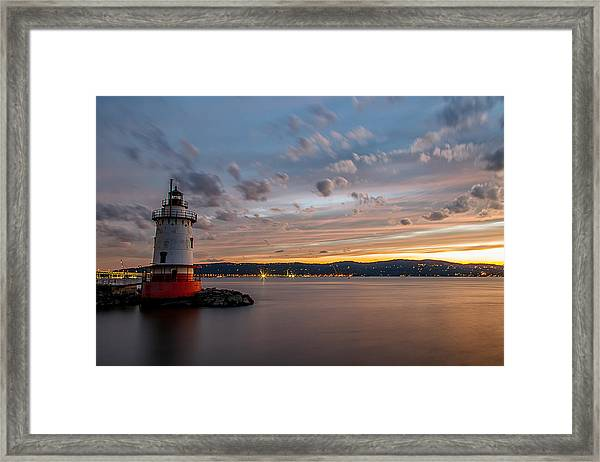 The Perfect Time Framed Print