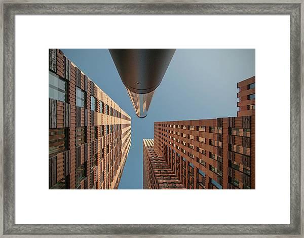 The Pole Framed Print