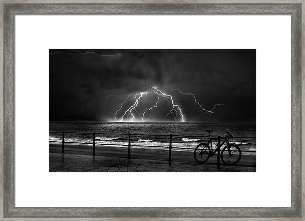 The Power Of Nature Framed Print