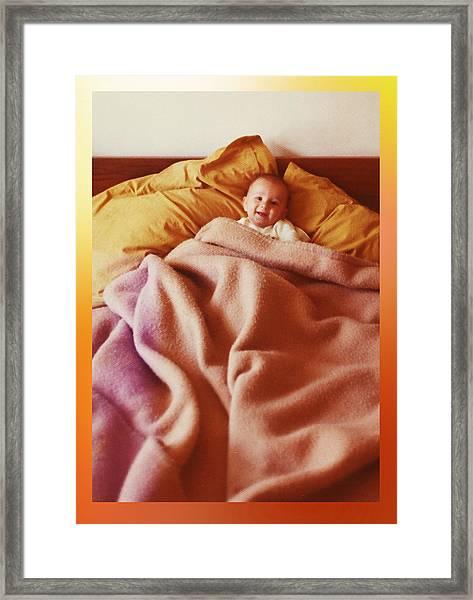 The  Little  Prince Framed Print