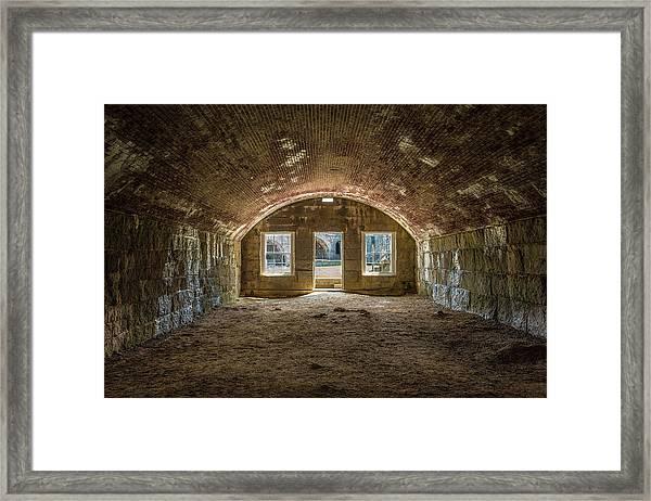 The Quarters Framed Print