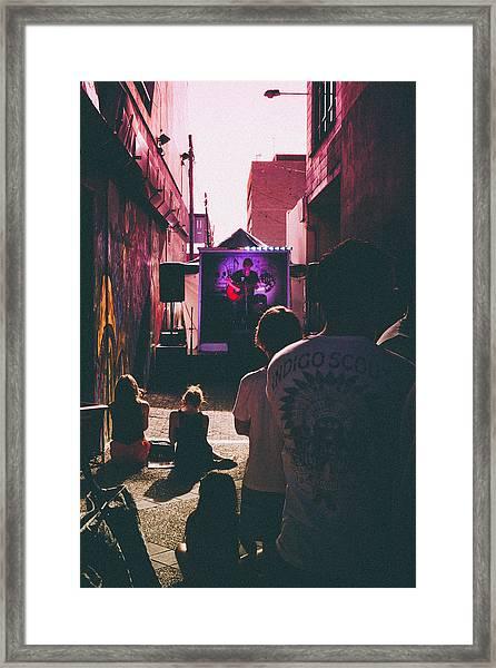 The Real Idol Framed Print