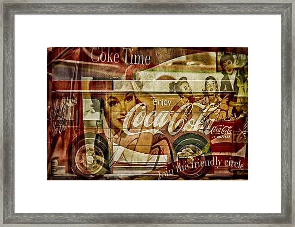 Framed Print featuring the photograph The Real Thing by Susan Candelario