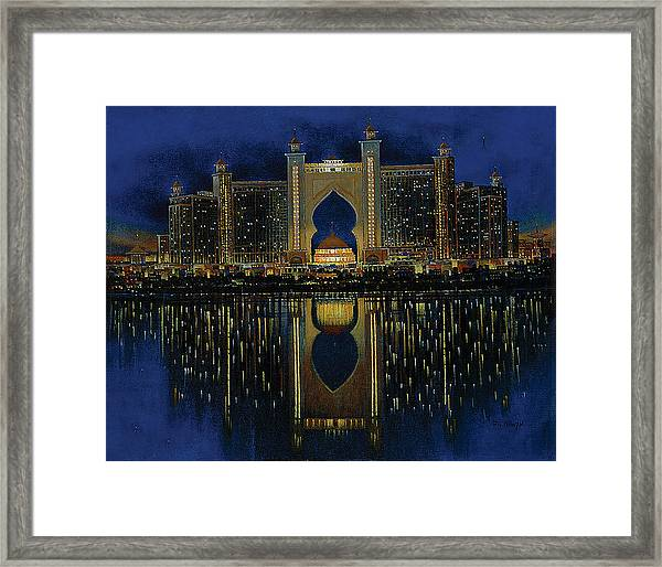 The Reflection 2  Framed Print