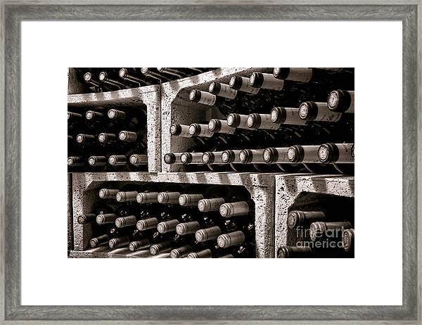 The Reserve Framed Print