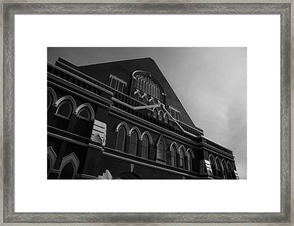 The Ryman Framed Print