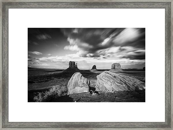 The Searchers Framed Print